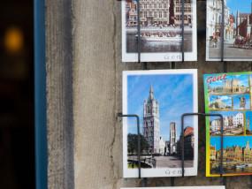 postkaarten van Gent